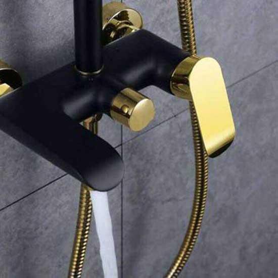 Cách vệ sinh vòi sen tắm